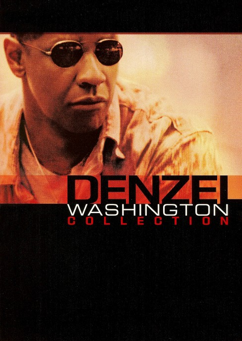 Denzel washington celebrity pack (DVD) - image 1 of 1