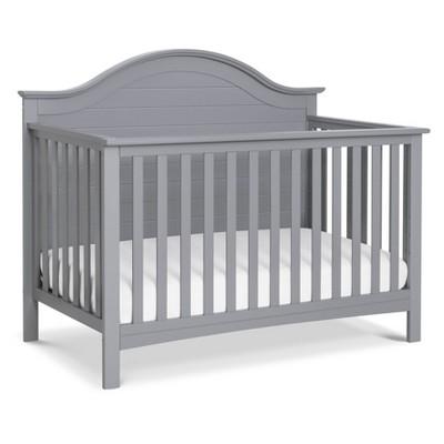 Carter's By Davinci Nolan 4-In-1 Convertible Crib - Gray