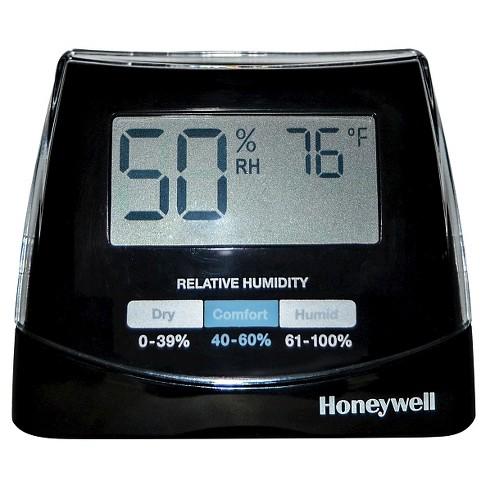 Honeywell Humidity Monitor Black - image 1 of 3