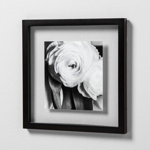 Single Image Float Frame Black 8x8 Made By Design Target