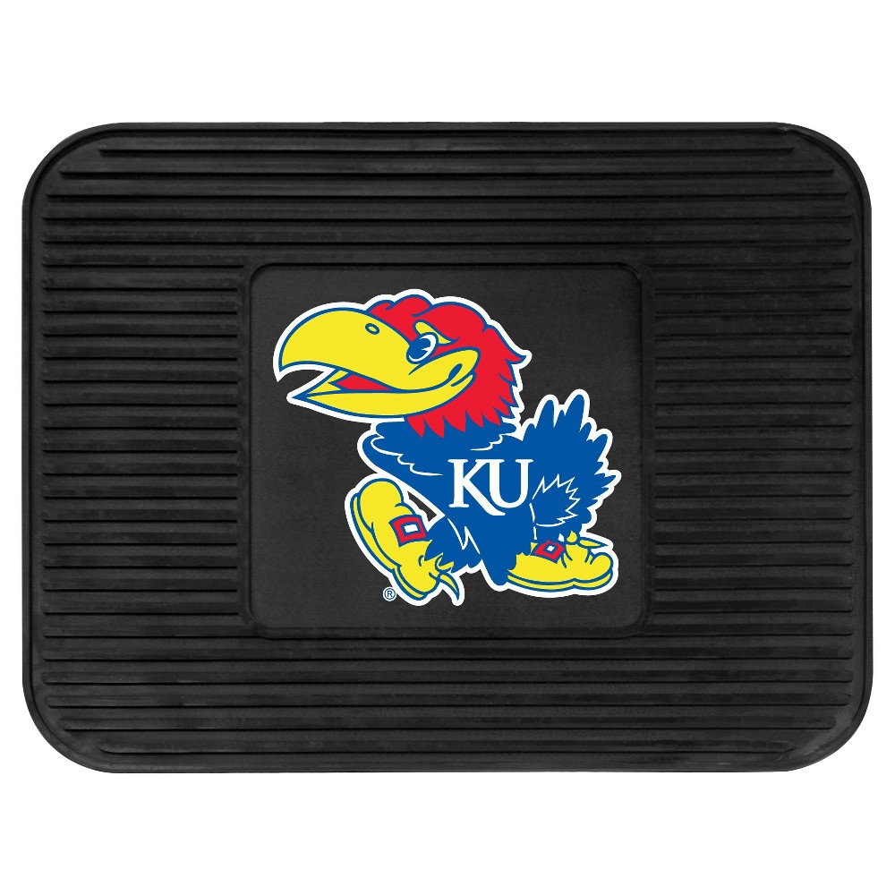 Kansas Jayhawks Utility Mat, Black