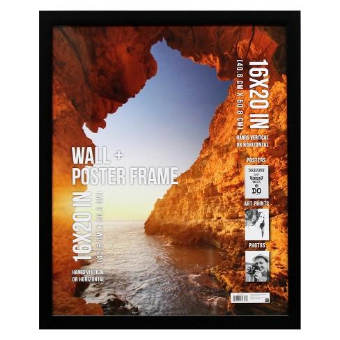 poster frame 1 profile black 16 x20 room essentials target