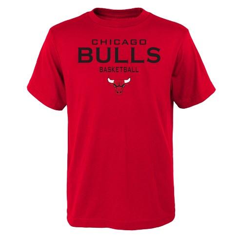 c51d8ea4333 NBA Chicago Bulls Boys  Athleisure T-Shirt   Target