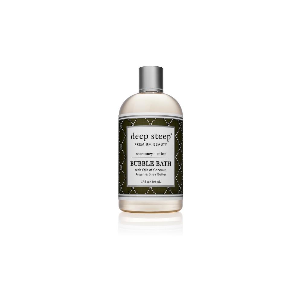 Image of Deep Steep Rosemary Mint Bubble Bath - 17 fl oz