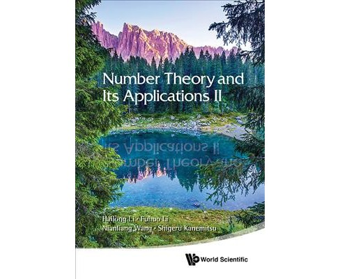 Number Theory and Its Applications II -  (Hardcover) - image 1 of 1