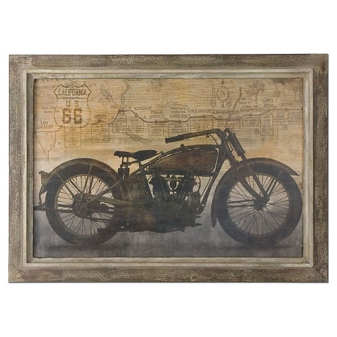 Ride Framed Art - image 1 of 1