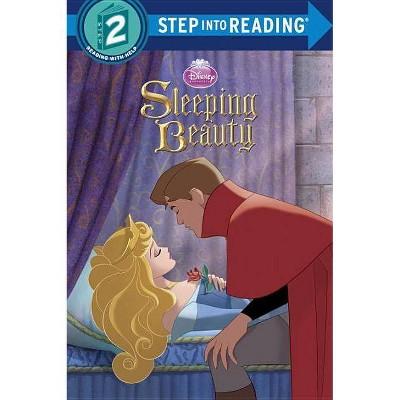 Sleeping Beauty - (Disney Princess. Step into Reading) (Paperback)