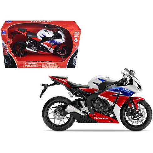 2016 Honda Cbr100rr Red White Blue Black Motorcycle Model 1 12 By New Ray Target