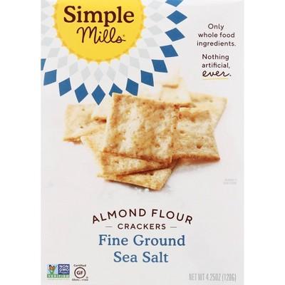 Simple Mills Sea Salt - 4.25oz