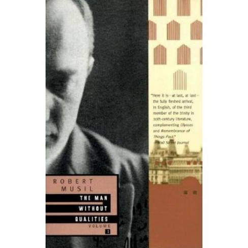 The Man Without Qualities, Volume 1 - by  Robert Musil (Paperback) - image 1 of 1