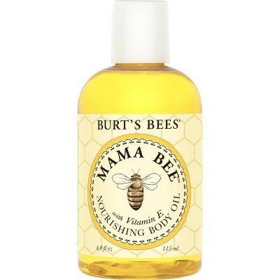 Burt's Bees Mama Bee Nourishing Body Oil - 4oz