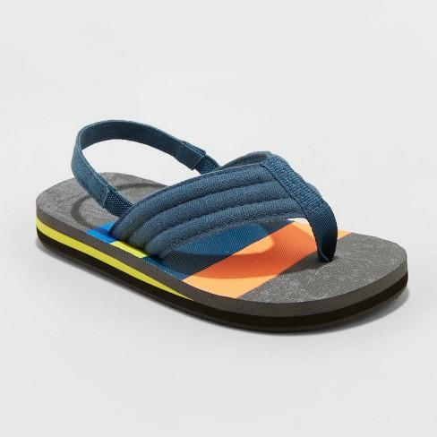 Toddler Boys' Pepin Flip Flop Sandals - Cat & Jack™ - image 1 of 3