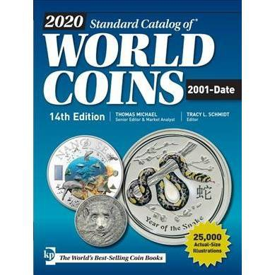 World Coins 2001 Date Standard Catalog Of World Coins 2001 Date