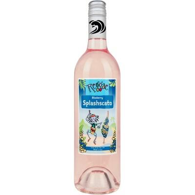 Reggae Blueberry Splashcato Fruit Wine - 750ml Bottle
