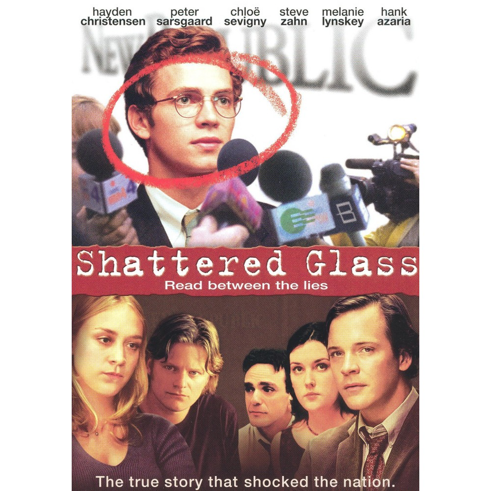 Shattered Glass (Dvd), Movies
