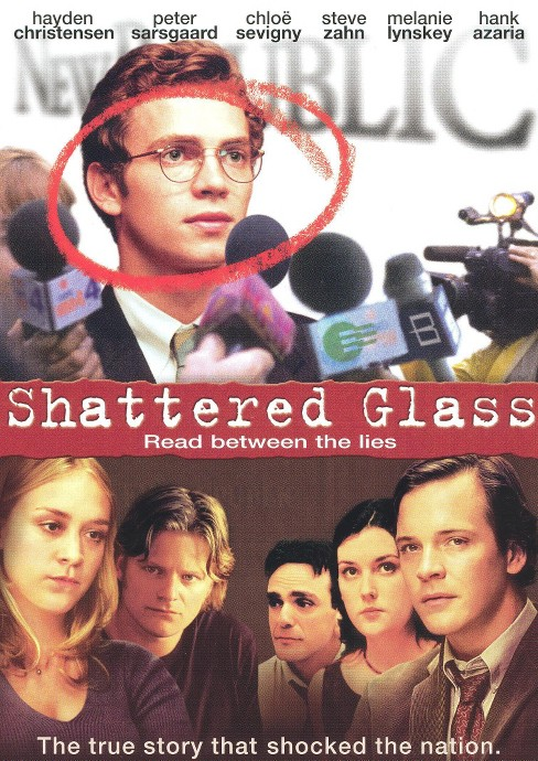 Shattered glass (DVD) - image 1 of 1