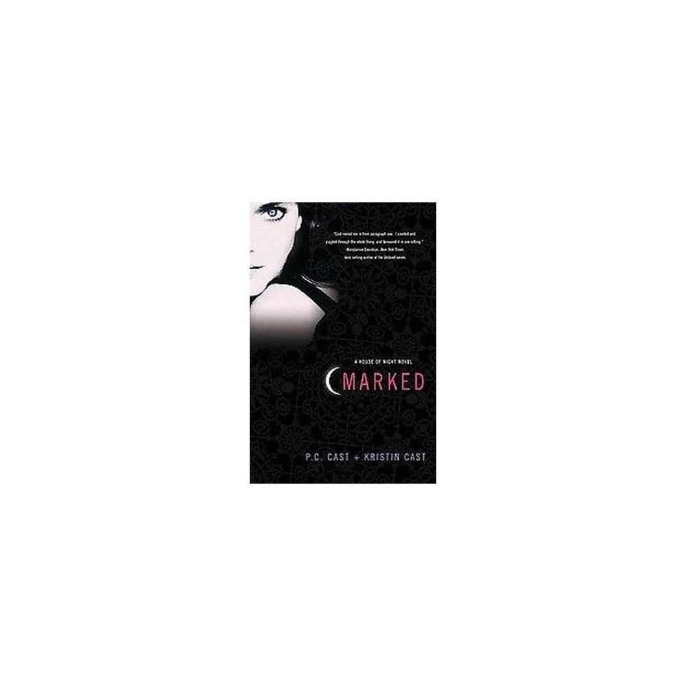 Marked House Of Night Paperback By P C Cast