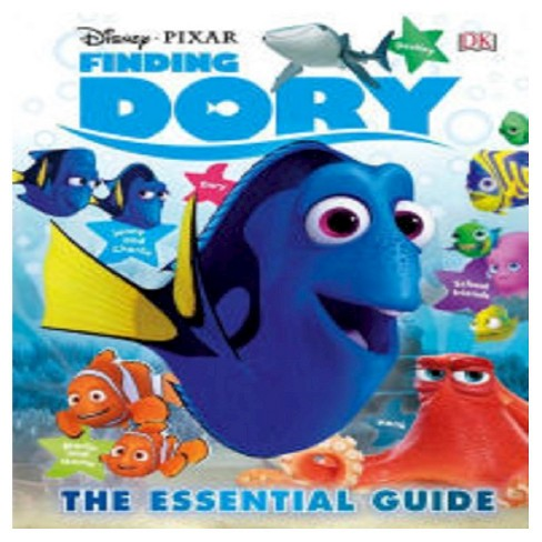 Disney Pixar Finding Dory Juvenile Fiction by Gleen Dakin - image 1 of 1