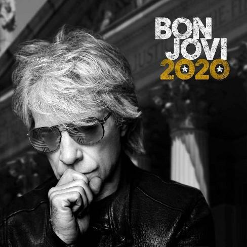 Bon Jovi - 2020 (CD) - image 1 of 1