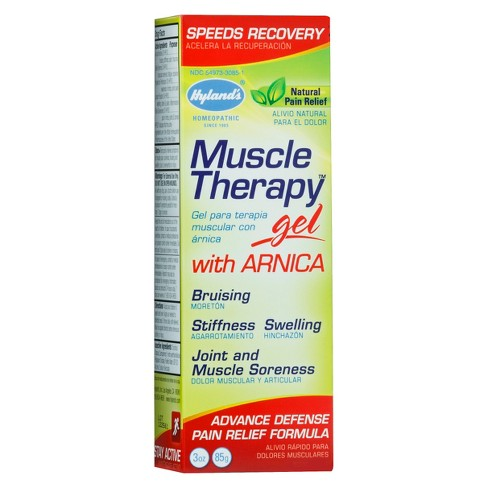Hyland's Muscle Therapy™ Pain Relief Gel - 3.0 oz - image 1 of 1