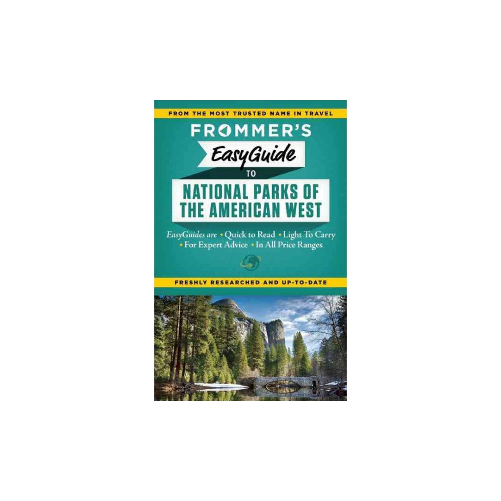 Frommer's Easyguide to National Parks of ( Frommer's EasyGuide) (Paperback)