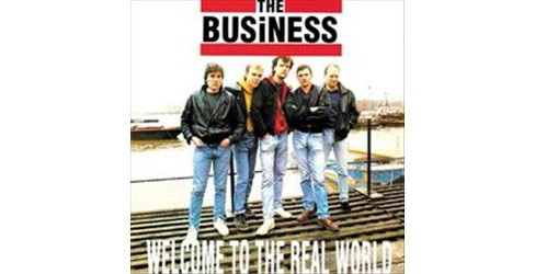 Business - Welcome To The Real World (CD) - image 1 of 1