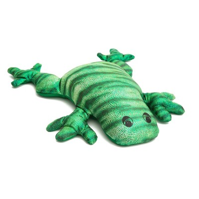 Manimo Weighted Green Frog Plush - 5.5 pounds