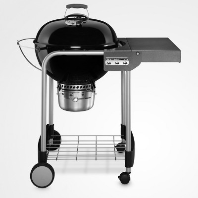 Weber Performer Charcoal Grill 15301001 Black