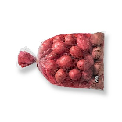 Red Potatoes - 3lb Bag (Brands May Vary)