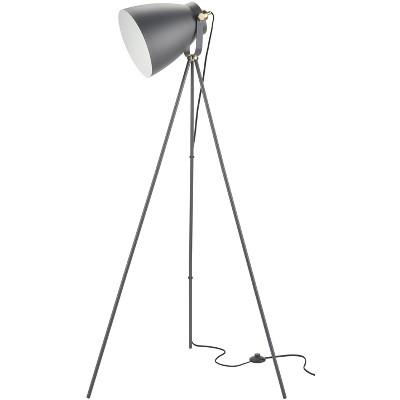 "Nourison 57"" Industrial Tripod Spotlight Floor Lamp"