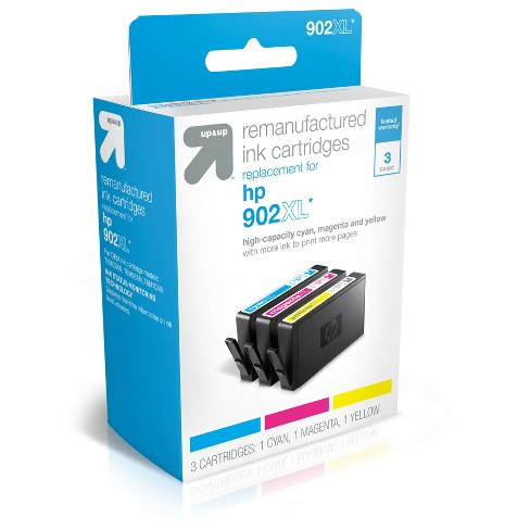 902XL Ink Cartridge - Up&Up™ - image 1 of 2