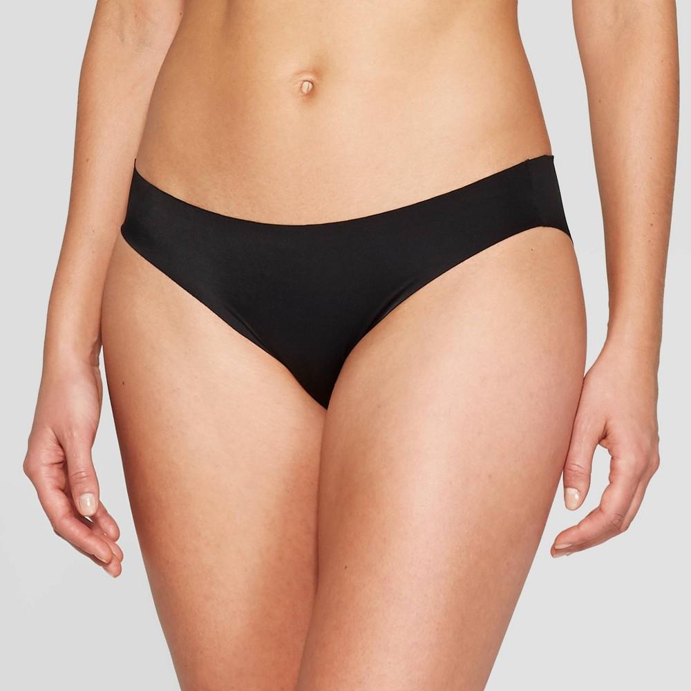 Women 39 S Laser Cut Cheeky Underwear Bikini Underwear Auden 8482 Black Xl
