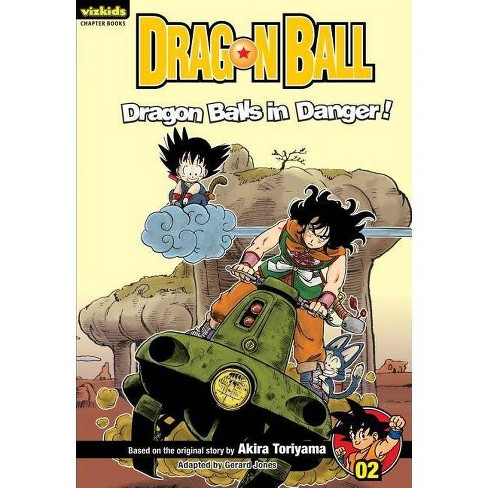 Dragon Ball: Chapter Book, Vol. 2 - (Dragon Ball Chapter Books (Paperback)) (Paperback) - image 1 of 1