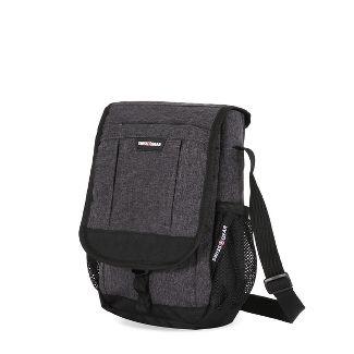 SwissGear Getaway Vertical Travel Duffel Bag – Heather Gray – Target ... a3c9458baf