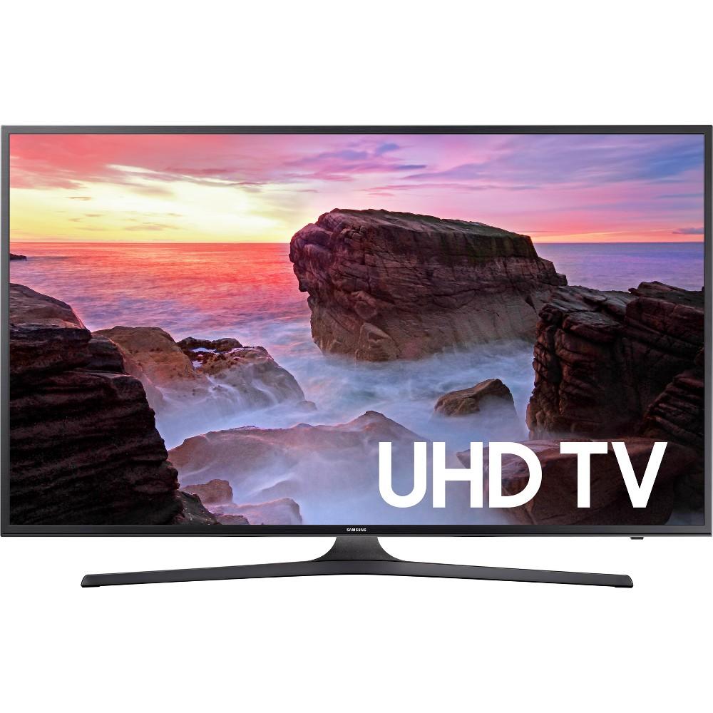 Samsung 40 Flat Uhd TV - Black (UN40MU6290FXZA)