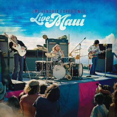 Jimi Hendrix Experie - Live In Maui  3 Lp/1 Bluray (Vinyl)