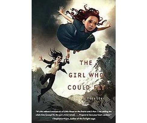 Girl Who Could Fly (Paperback) (Victoria Forester) - image 1 of 1