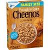 Pumpkin Cheerios Family Size - 19.8oz - image 3 of 3