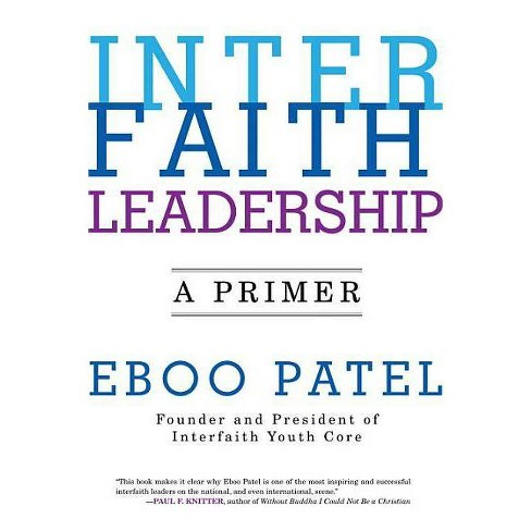Interfaith Leadership - by  Eboo Patel (Paperback) - image 1 of 1