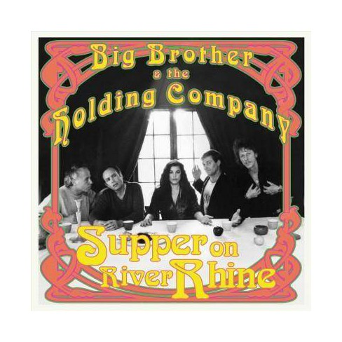 Big Brother - Supper On River Rhine (Vinyl) - image 1 of 1