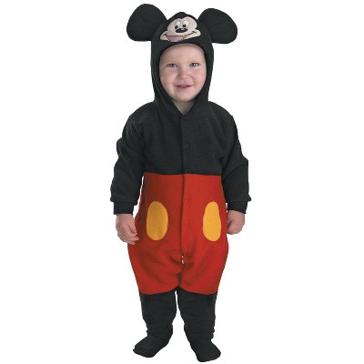 Baby Mickey Halloween Costume 12-18M