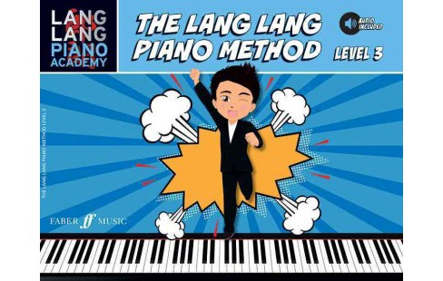Lang Lang Piano Method, Level 3 (Paperback) - image 1 of 1