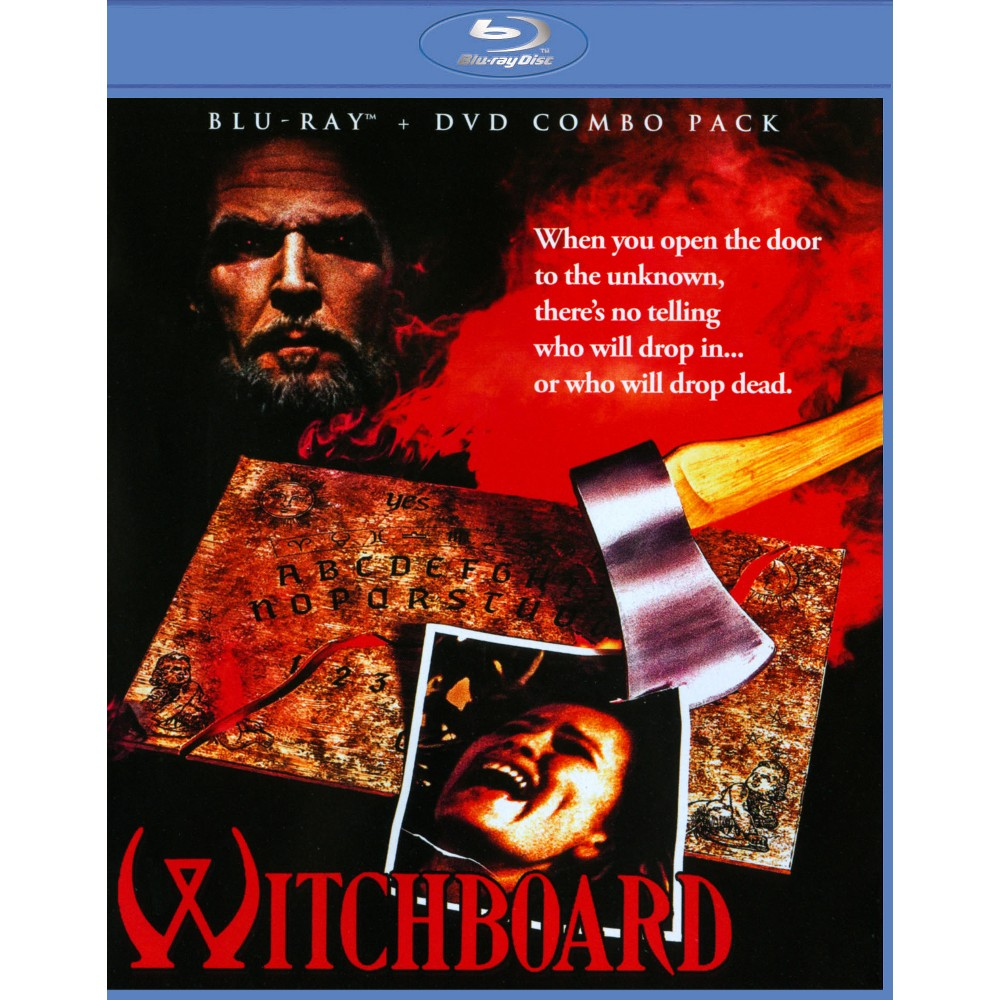 Witchboard (Bd/Dvd Combo) (Blu-ray)