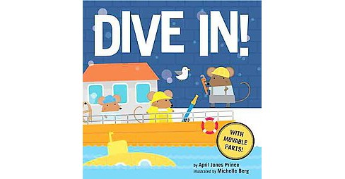 Dive In! (Board) by April Jones Prince - image 1 of 1