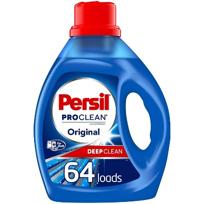 Laundry Detergent: Persil ProClean