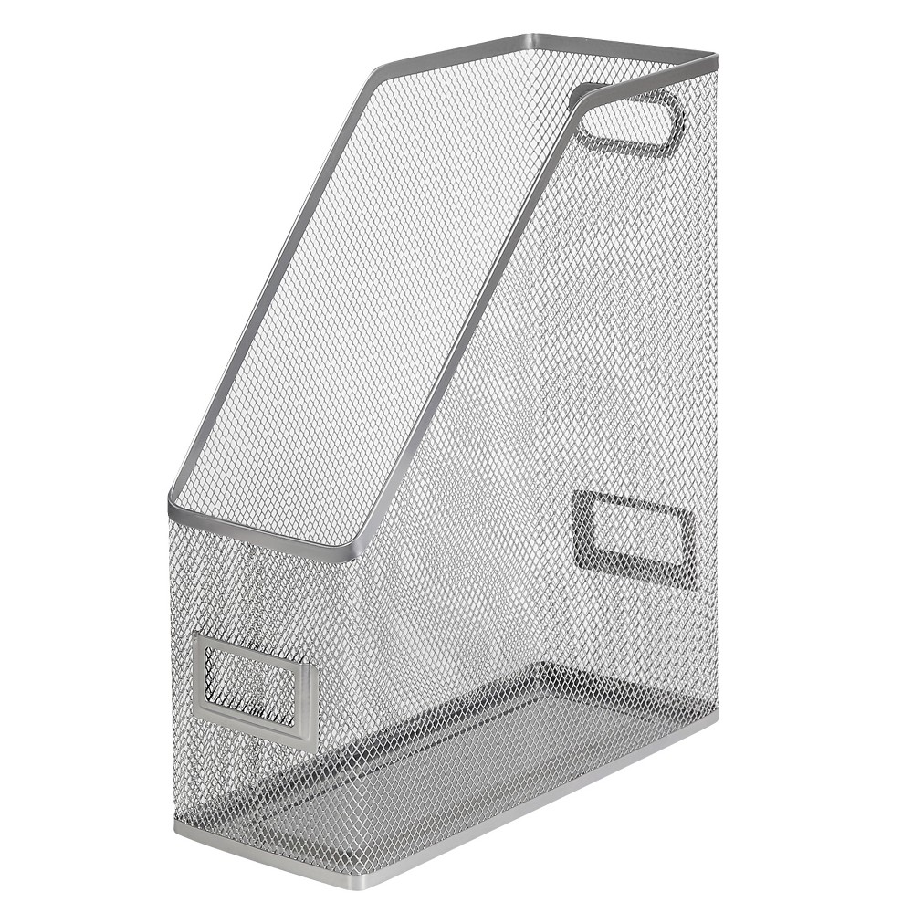 Mesh Magazine File Silver Made By Design 8482
