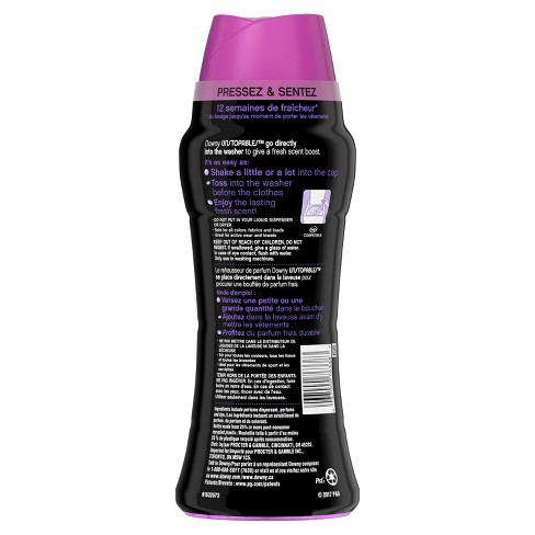 downy unstopables in wash lush scented booster bead target