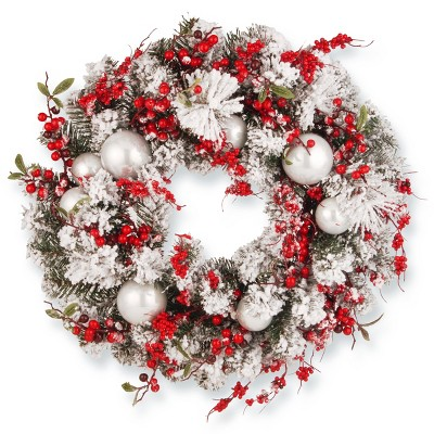 24  Christmas Wreath - National Tree Company