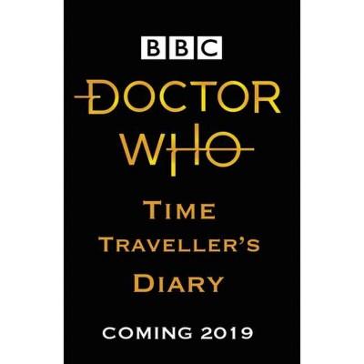 Doctor Who: Time Traveller's Diary - by  Bbc Children's Books Penguin Random House (Hardcover)