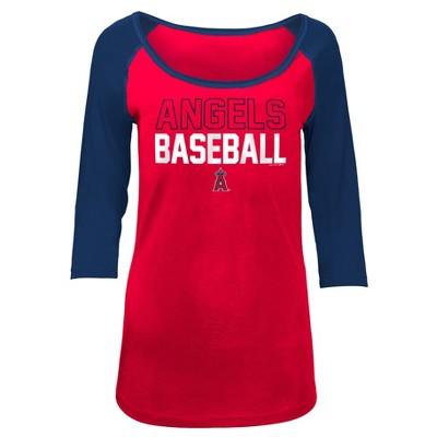 MLB Los Angeles Angels Women's Play Ball Fashion Jersey